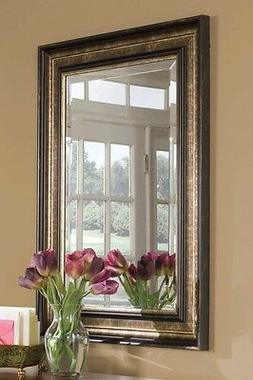 """Uttermost 14275 Newell - 36"""" X 26"""" Small Rectangle Mirror"""