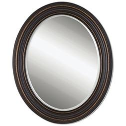 Uttermost 14610 Ovesca Oval Mirror by Uttermost