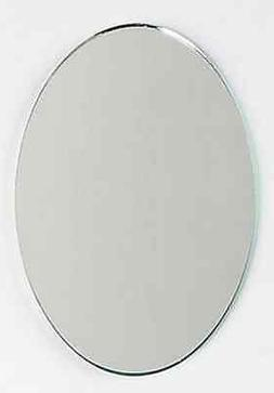 3 x 5 oval mirror - Set of 2 mirrors! - Free Shipping!