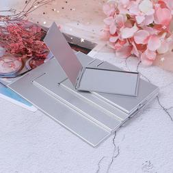 5 Sizes Pocket Rectangle Makeup Folding <font><b>Mirrors</b>