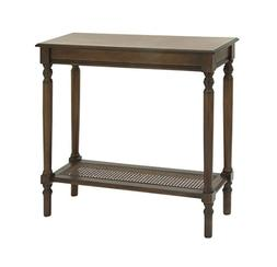 """Deco 79 96382 Wood Console Table, 31"""" x 32"""", Brown"""