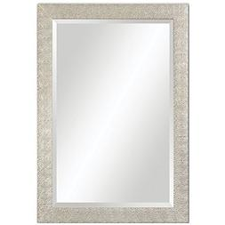 Uttermost 14495 Porcius Mirror, Antique Silver