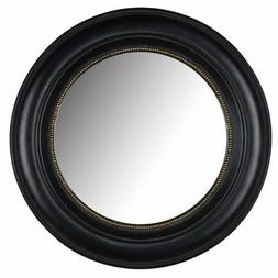 A & B Home Sable Round Wall Mirror