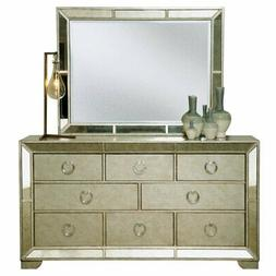 Beaumont Lane Accent Mirror in Gold