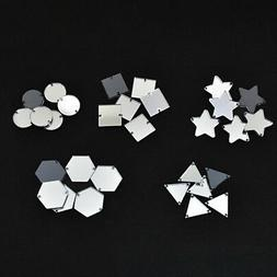 Acrylic Craft Mirrors for Embroidery Craft Jewelry Making DI