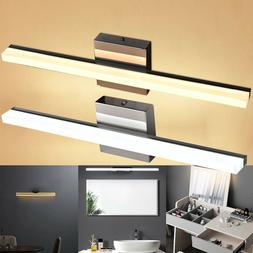 Bathroom Vanity Wall Lamp LED Makeup Front Mirror Light Bath