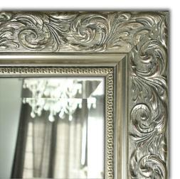 West Frames Bella Ornate Embossed Antique Silver Gold Wall F