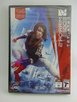Brand New Mirror's Edge: Catalyst  Sealed Case Download Only
