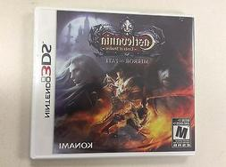 Brand NEW Sealed Castlevania Lords of Shadow Mirror of Fate