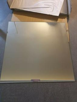 Bulk 24 pieces  Square Centerpiece Mirrors for Wedding Table