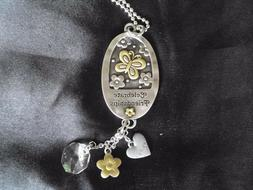 Celebrate Friendship Ganz Car Charm w/Dangle Charms & Chain