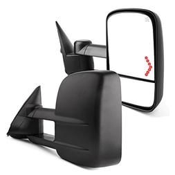 chevy towing mirrors chevrolet silverado side