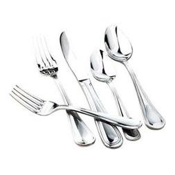 Winco Continental 0021-05 Stainless Dinner Fork, Sold per Do