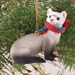 Ferret Ornament FT14