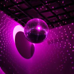 Glass Mirror Large Disco Ball Party Decoration for Wedding E