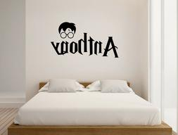 harry potter personalized name wall decal vinyl
