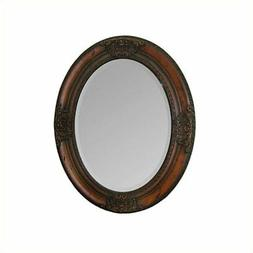 Hawthorne Collection Cherry Mirror in Cherry Wood