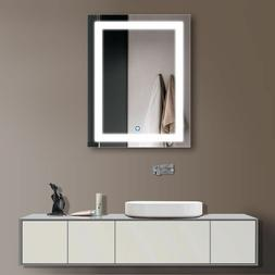 Hot LED Bathroom Lighted Vanity Wall Mirror for Make up Dimm