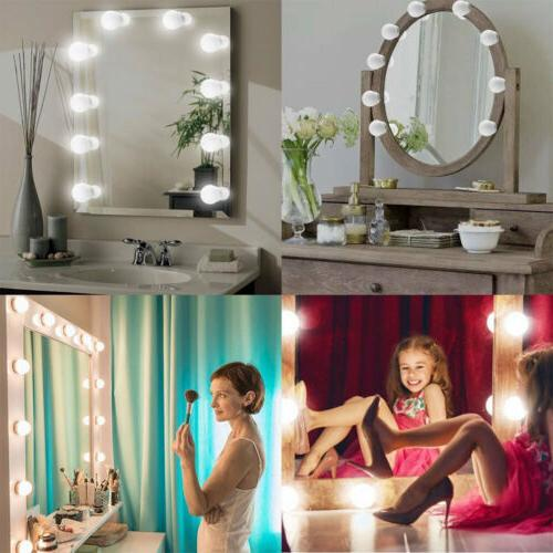 Make 10 Kit Vanity Dimmable Hollywood PE
