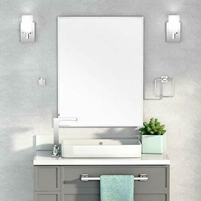 1802 flush mount rectangular frameless