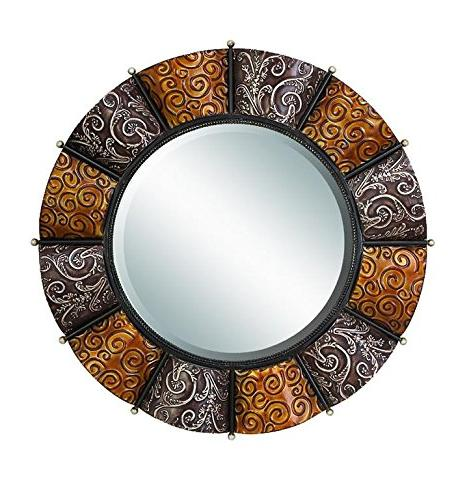 Benzara Mirror 32 in. D