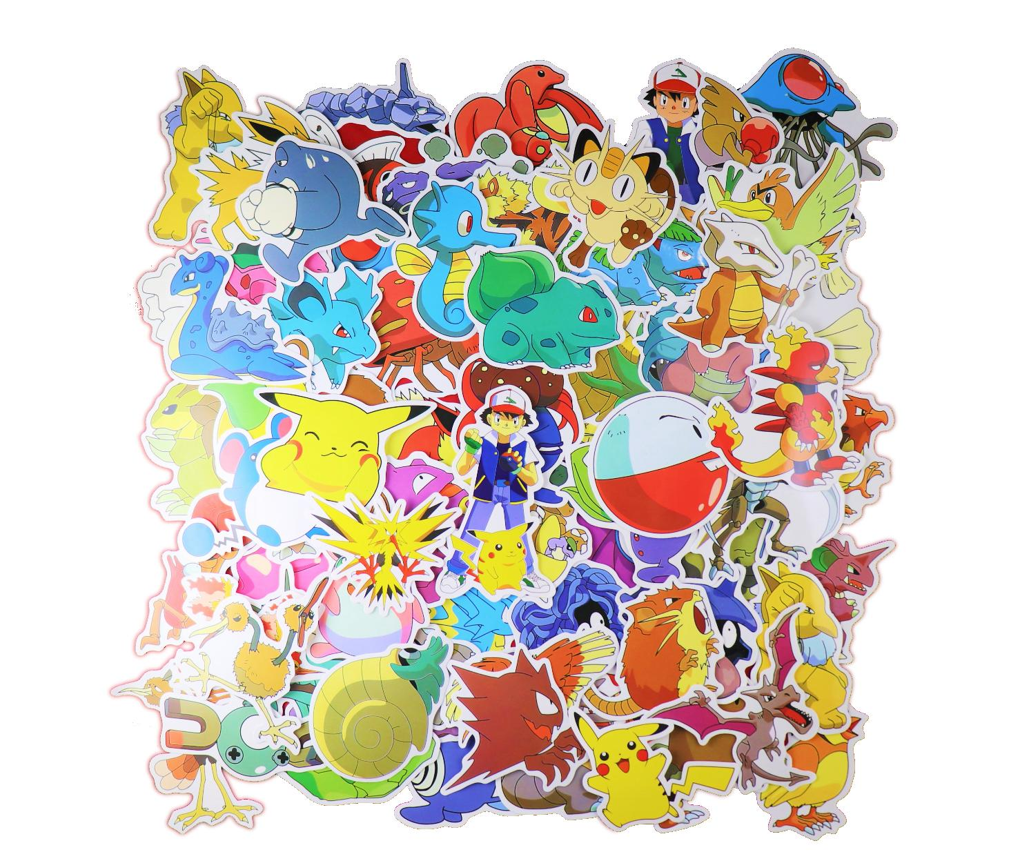 80pc Stickers Decal, Ship!