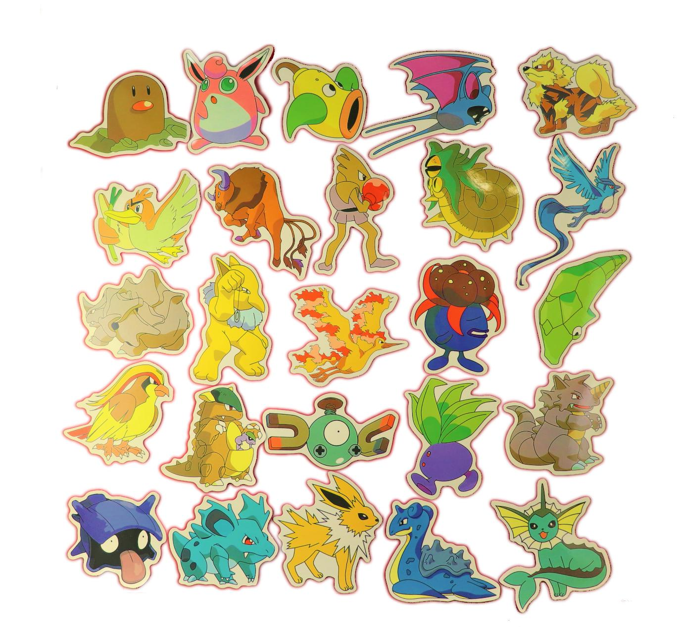 80pc Stickers Decal,
