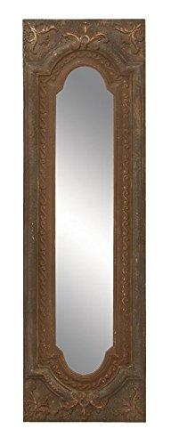 Deco 79 Old Look Looking Glass Mirror