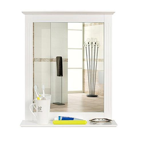 HOMFA Wall Vanity Makeup Framed for Home