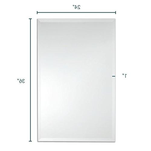 | Bathroom, Rectangular Mirror x 36-inch