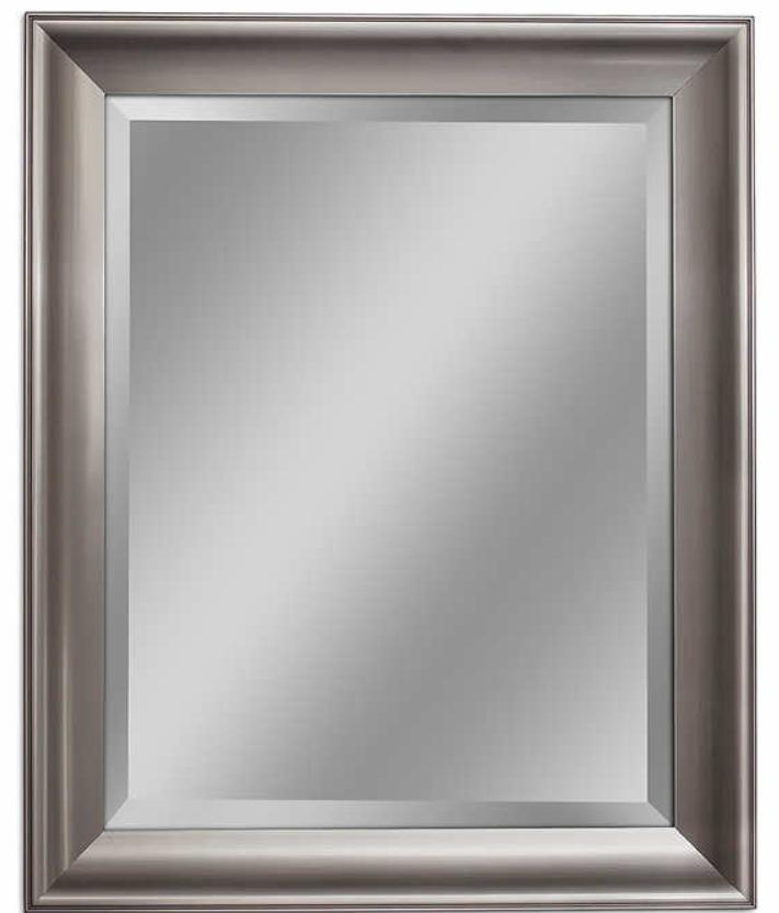 Brushed Finish Mirror In USA.