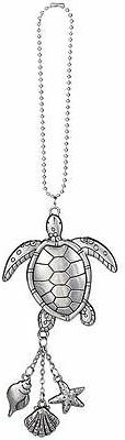 car charm sea turtle hang from your