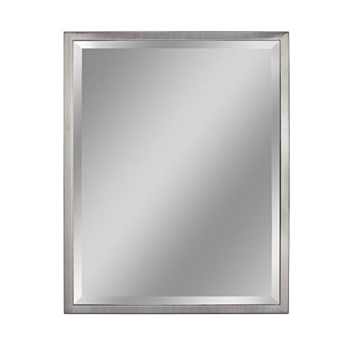 classic brush wide metal frame