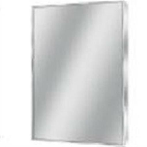 classic wide metal frame wall