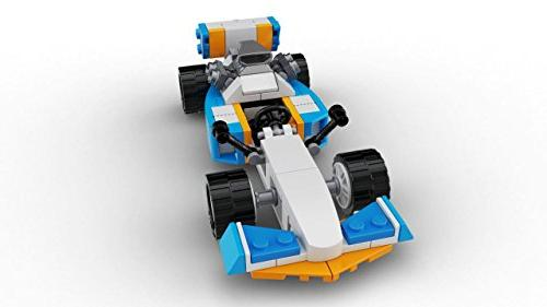 LEGO 3in1 Extreme Engines 31072