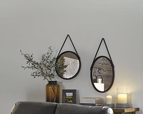 dusan accent mirror circle