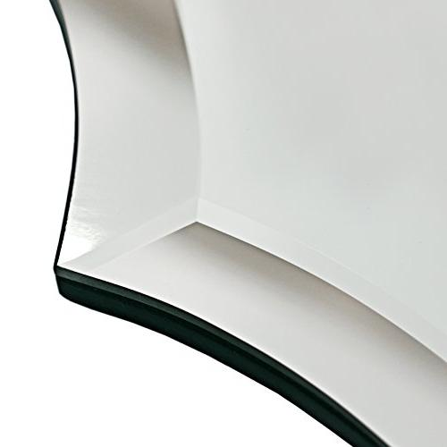 MIRROR Frameless Solid Core Backing