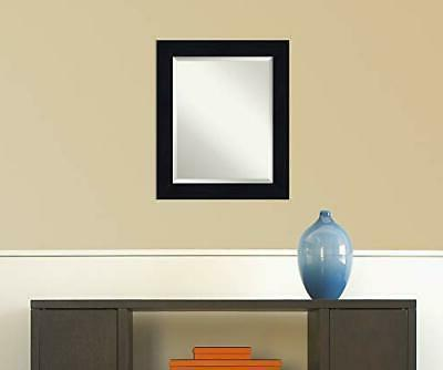 Amanti for | Shiplap Navy Mirror Wall | Solid