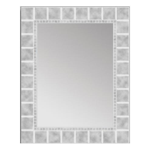glass block mirror