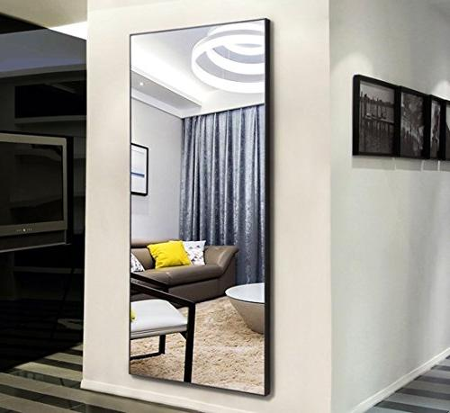"H&A 65""x22"" Mirror Standing"