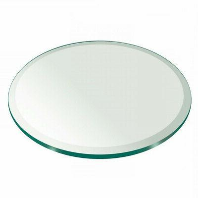 inch round table thick tempered
