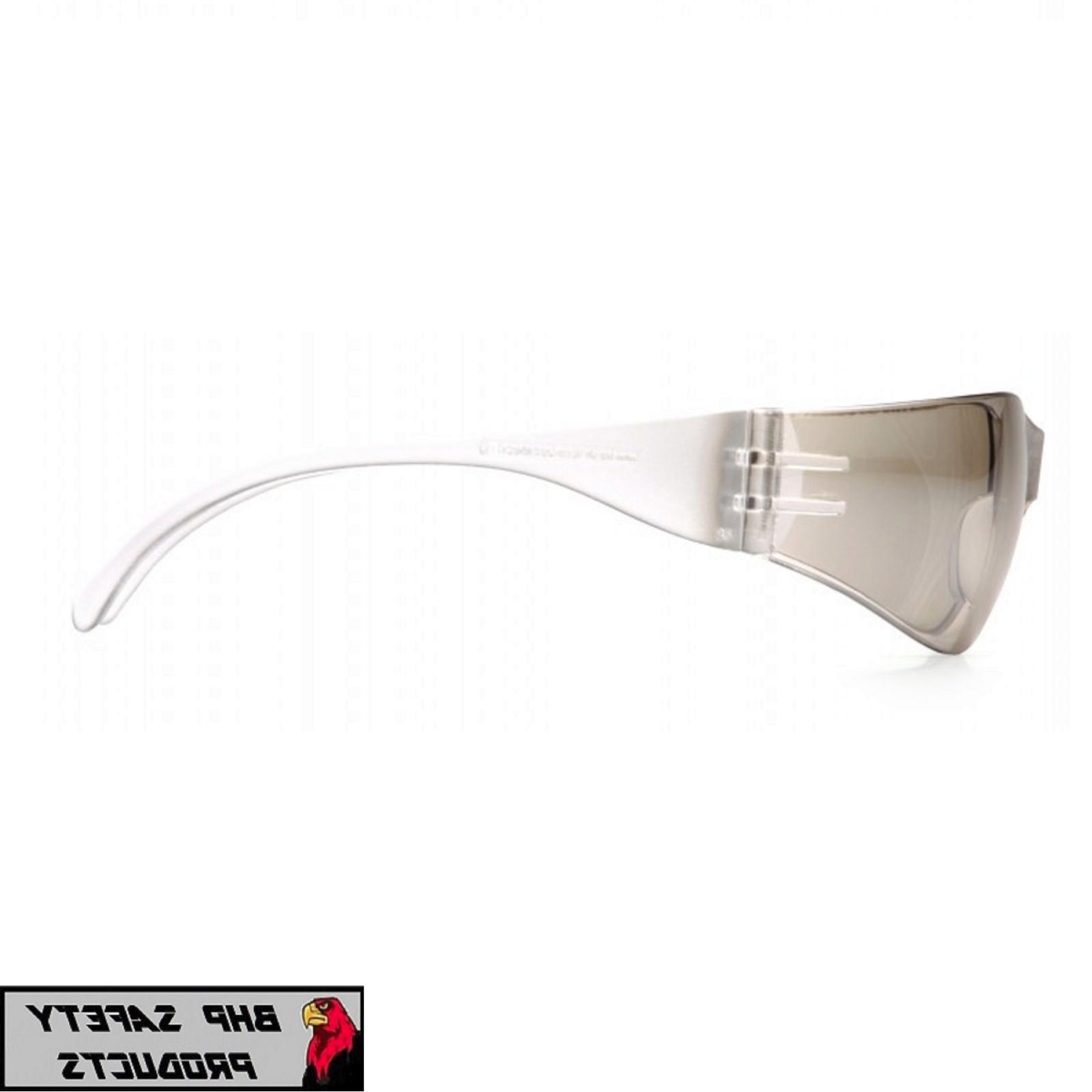 PYRAMEX SAFETY GLASSES INDOOR/OUTDOOR MIRROR S4180S