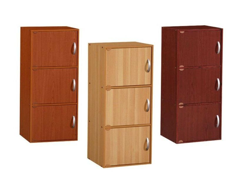 kitchen pantry cupboard office wood cabinet storage