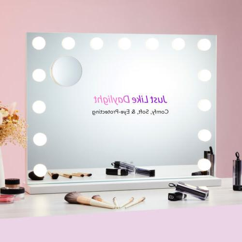 Large Makeup Dimmable