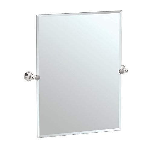 laurel ave tilting wall mirror