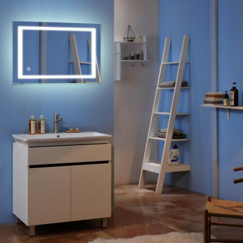 LED Illuminated Vanity Bulb