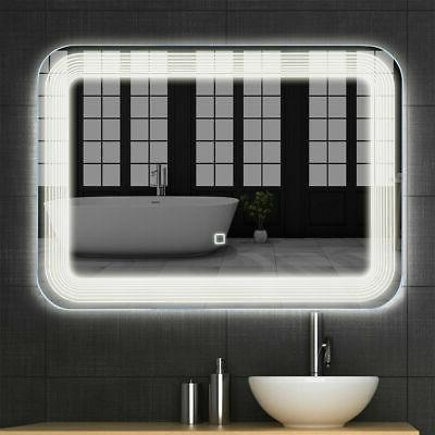 LED Mirror Vanity W/Touch Button