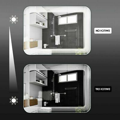 LED Mirror Vanity W/Touch