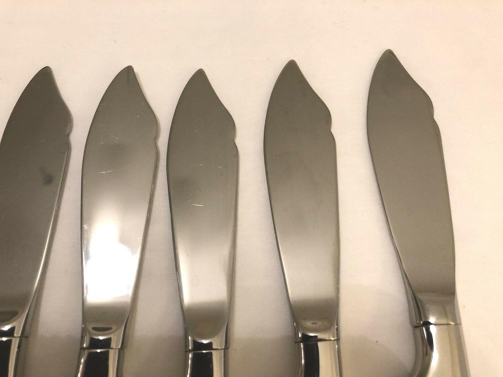 Lot of Mirror Finish Butter Knife Spreader
