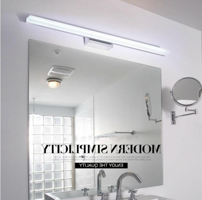 Modern Mirror Front Make-up Light